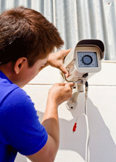 Emergency CCTV service and maintenance in West London areas